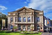 L'edificio del teatro. baden-baden. germania. costruita negli anni 1860-1862 — Foto Stock