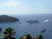 Monaco Bay — Stock Photo
