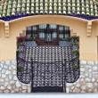 Entrance to the Spanish villa — Stock Photo #7957499