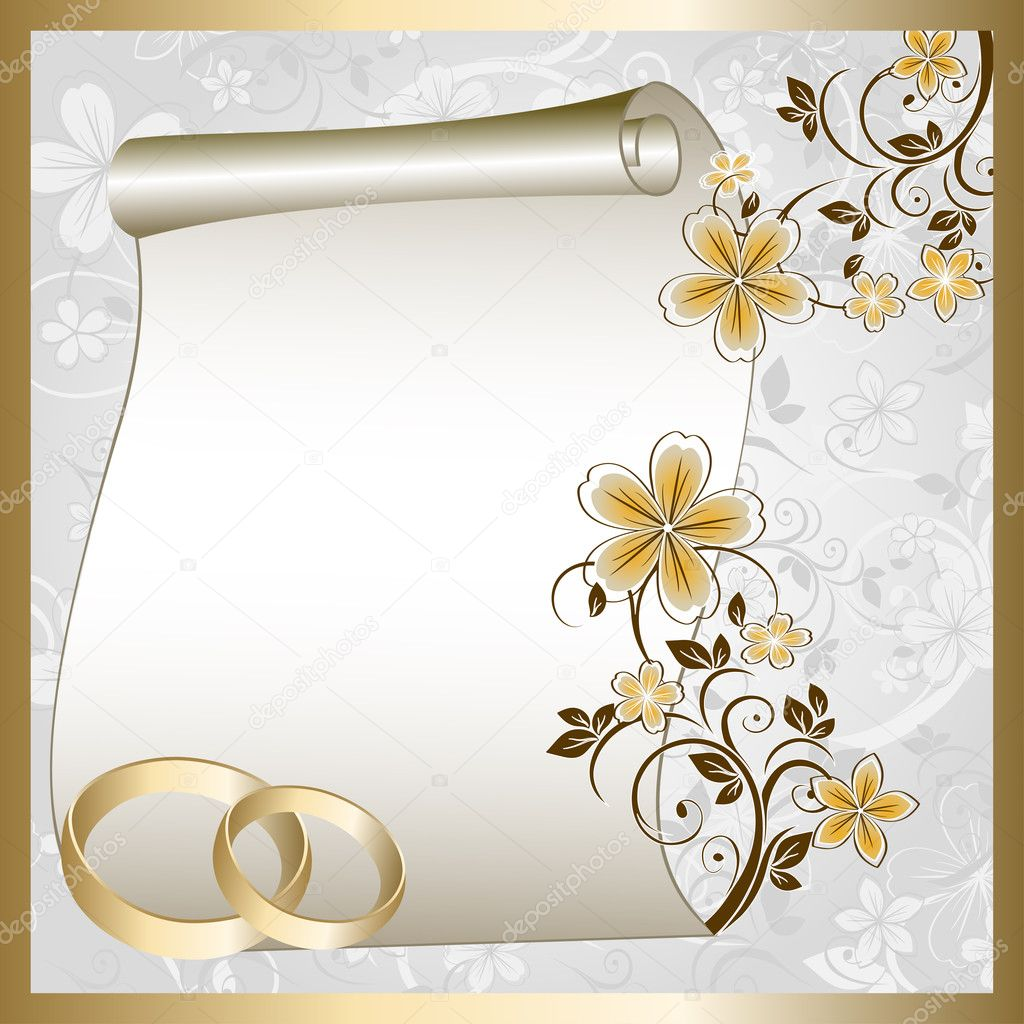 Free download wallpapers boda anillos de plata fondos pantalla - Tarjeta de boda ...