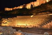 Teatr rzymski — Stock Photo