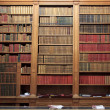 Books in Library - Stockfoto