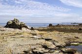 Island of sein landscape — Stock Photo
