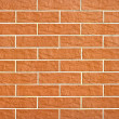 Brick wall with undulating blocks — Stock Photo #7917295