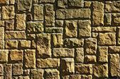 Vägg med unregular block — Stockfoto
