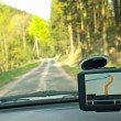 Stock Photo: GPS receiver
