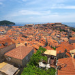 Cityscape of Dubrovnik, Croatia — Stock Photo