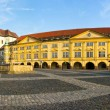 Stock Photo: Jicin town square, Czech Republic