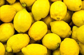 Group of lemons — Stock Photo
