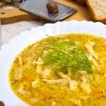 Tripe soup — Stock Photo #7949621