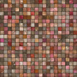 Colorful glass tiles mosaic — Stock Photo #7946617