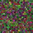 Colorful glass tiles mosaic — Stock Photo