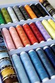Sewing kit — Stock Photo