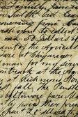 Old manuscript — Stock Photo