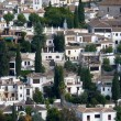 Cityscape - Granada, Spain - Stock Photo