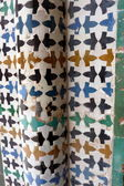 Decorative tiles in Spain — Stock Photo