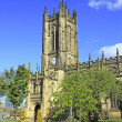 Manchester Cathedral — Stockfoto #7906643