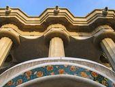 Details of Park Güell — Foto de Stock