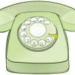 Telephone — Stock Vector