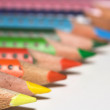 Colored pencils — Stock Photo #7914115