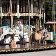 Stock Photo: Carousel, Santander, Cantabria, Spain