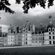 castle of chambord — Stock Photo