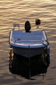 Boat in Castro Urdiales — Stock Photo