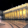 Grand theater, Bordeaux, France — Stock Photo #7947736