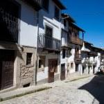 Street of Candelario, Salamanca, Castilla y Leon, Spain — Stock Photo