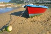 Boat in Oriñon, Cantabria, Spain — Stock Photo