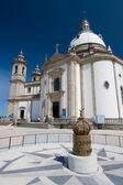 Basilica of Sameiro, Braga (Portugal) — Stock Photo