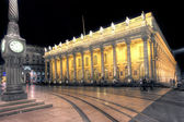 Grand theater, Bordeaux, France — Stock Photo