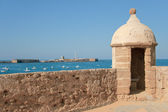 Castle of Santa Catalina, Cadiz (Spain) — Stock Photo