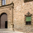 Old quarter of Caceres, Extremadura (Spain) — Stock Photo