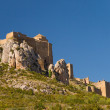 Stock Photo: Loarre´s castle, Huesca, Spain