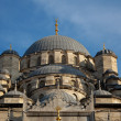 Stock Photo: Dome of Yeni mosque, Istanbul, Turkey