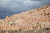 Rocks formations in Capadocia, Turkey — Stock Photo