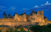 Citadel of Carcassonne, France — Stock Photo
