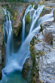 Waterfall of Molino de Aso in Ordesa, Huesca (Spain) — Stock Photo