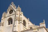 Cathedral of Palencia, Castilla y Leon, Spain — Stock Photo