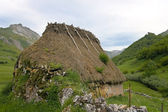 Přírodní park městě somiedo, asturias, španělsko — Stock fotografie