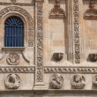 Stock Photo: Facade of SMarcos, Leon, Castilly Leon, Spain