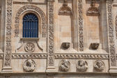 Facade of San Marcos, Leon, Castilla y Leon, Spain — Stock Photo
