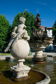 Fountain in Braga (Portugal) — Stock Photo
