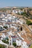 Setenil de las bodegas, Cadiz (Spain) — Foto de Stock