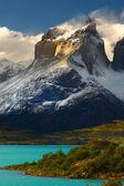 Torres del Paine — Stock Photo