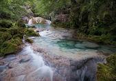Berg rivier — Stockfoto