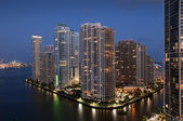 Downtown Miami — Stock Photo