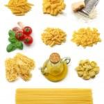 Italian Pasta Collection — Stock Photo #7923555