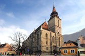 Black Church, Brasov — Stock Photo